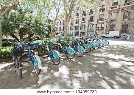 Free Public Rental Bikes