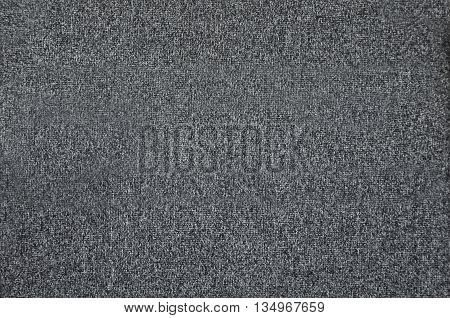 Stock Photo - Grey fabric texture may be used as background