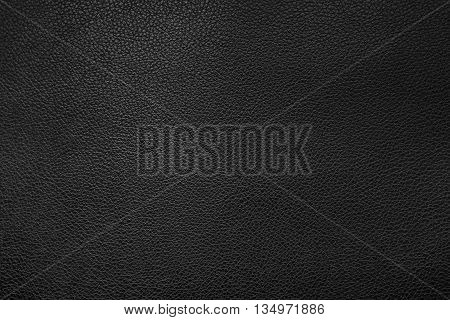 Black leather texture, leather texture background, material background