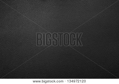 Black leather texture , luxury leather background