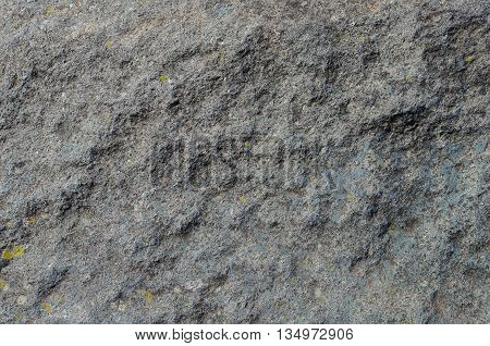 Background of an uneven gray stone surface