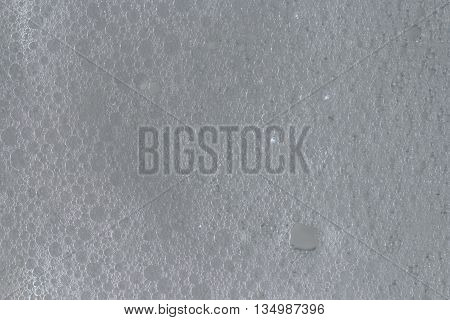 Water with Air bubbles used as a background