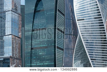 Moscow International Business Center, Russia
