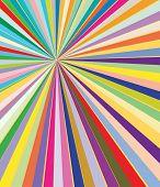 Fresh striped background