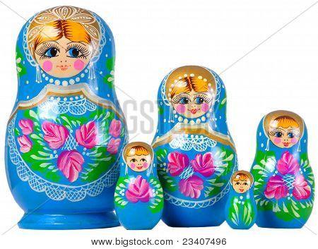 Matrioska Family