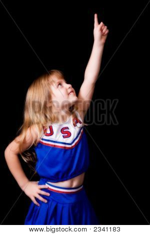 Little Cheerleader