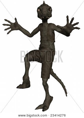 Fantasy Figure