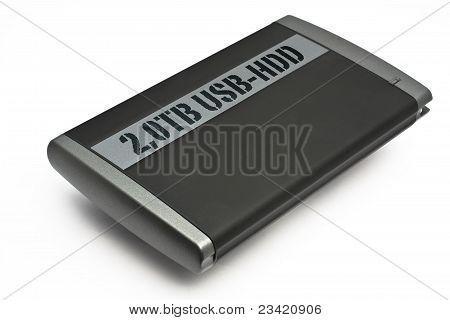 Extrnal Usb Hard Disk Drive
