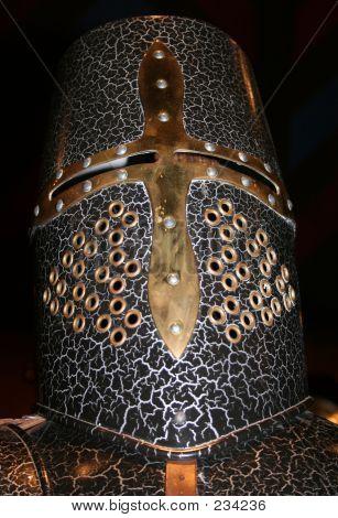 Capacete de cavaleiros