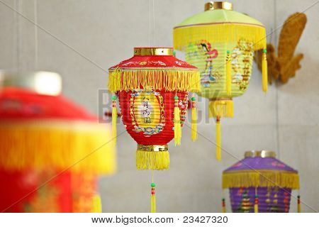 lantern for Chinese mid autumn festival
