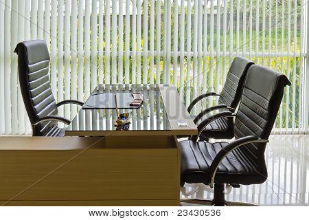 Chief Executive Desk