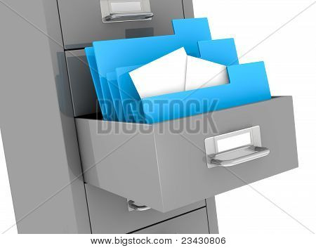 Office File Drawer