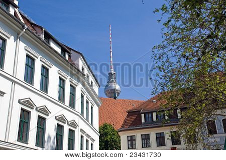 Nikolaiviertel in Berlin