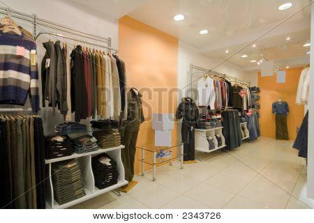 Shop Interior Photo