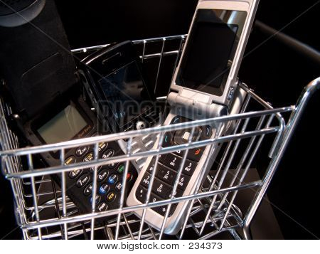 Cell Phone Shopping