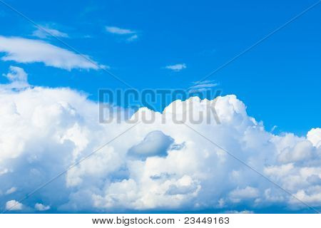 Beauty View Clouds
