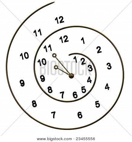 fantasy clock infinite time