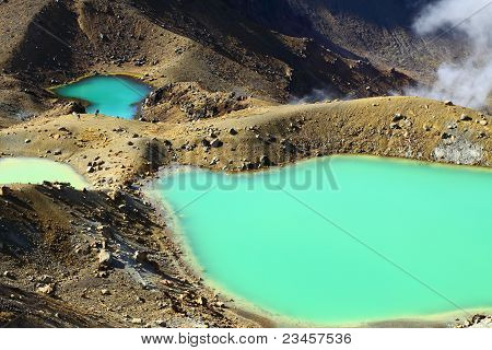 Tongariro-Nationalpark, New zealand