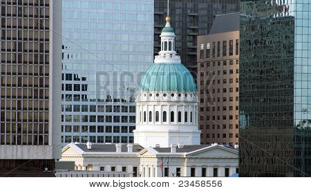 Old Courthouse, St. Louis, Missouri
