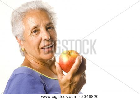 An Apple A Day Kepps The Doctor Away
