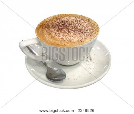 Delicious Coffee Cappuccino