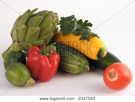 Squash And Friends