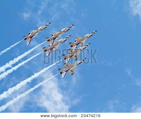 flight demonstration
