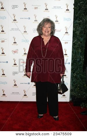 LOS ANGELES - SEP 16:  Kathy Bates 63rd Primetime Emmy Awards PERFORMERS NOMINEE RECEPTION at SPECTRA by Wolfgang Puck on September 16, 2011 in Los Angeles, CA