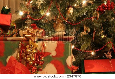 Tree And Presents