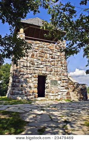 Old Stone Observation Tower