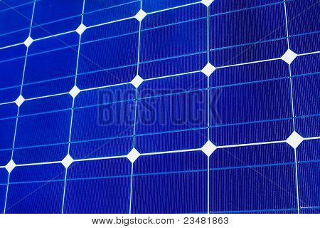 Solar cells pattern background texture