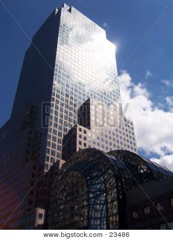 Rascacielos de la ciudad de Nueva York