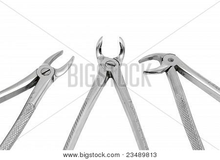 Dental pliers tool