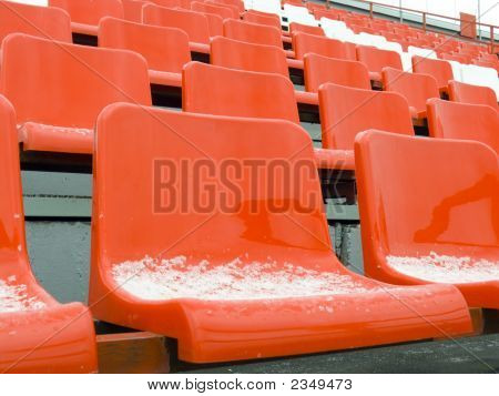 Seats On A Stand