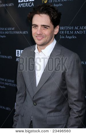 LOS ANGELES - SEP 17:  Vincent Piazza arrives at the 9th Annual BAFTA Los Angeles TV Tea Party. at L'Ermitage Beverly Hills Hotel on September 17, 2011 in Beverly Hills, CA