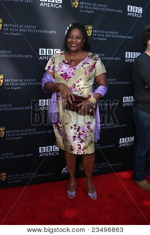LOS ANGELES - SEP 17:  Loretta Devine arrives at the 9th Annual BAFTA Los Angeles TV Tea Party. at L'Ermitage Beverly Hills Hotel on September 17, 2011 in Beverly Hills, CA