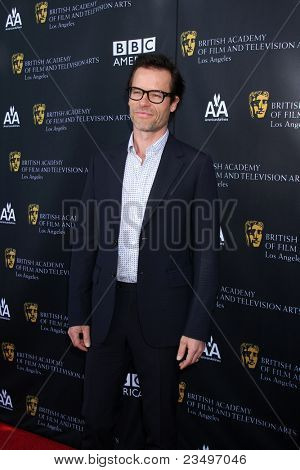 LOS ANGELES - SEP 17:  Guy Pearce arrives at the 9th Annual BAFTA Los Angeles TV Tea Party. at L'Ermitage Beverly Hills Hotel on September 17, 2011 in Beverly Hills, CA