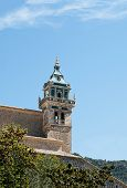 stock photo of carthusian  - The Valldemossa Charterhouse  - JPG