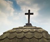 picture of atonement  - the pictures of religious symbols in Italy - JPG