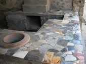 Old Taverna In Pompei