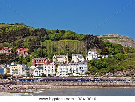 Hotels And Guesthouseson Great Orme, Llandudno, Wales, Uk