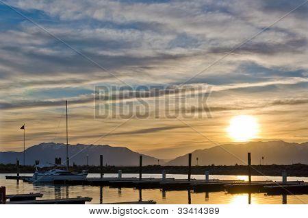 Marina Sunrise