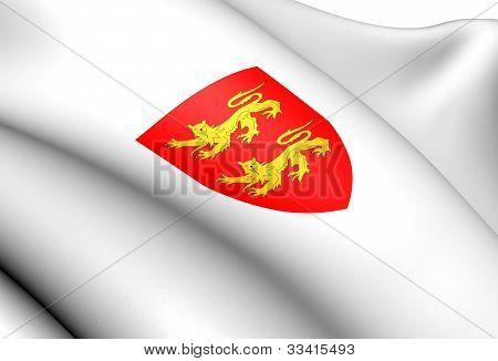 Sark Coat Of Arms