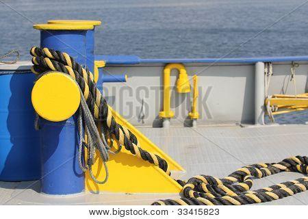Tug Boat Ropes