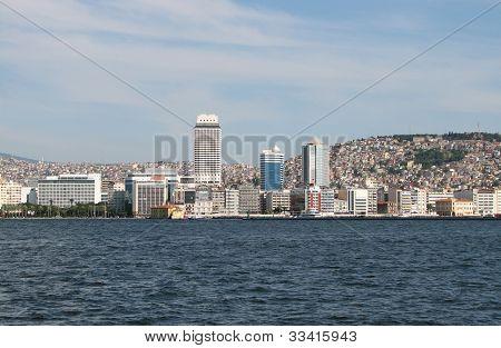 Izmir Downtown View