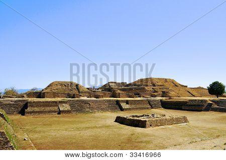 Pyramid Ruins  , Mexico
