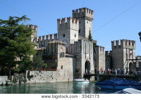 Italia Sirmione Largo De Garda