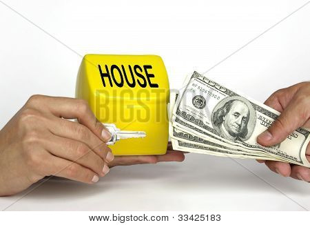 Buying And Selling A House Or Home