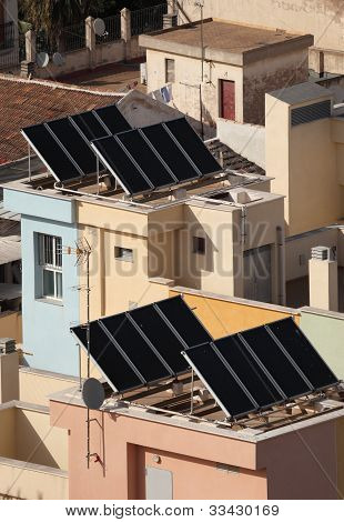 Building With Solar Panels