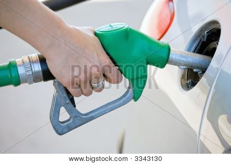 Filling Up Tank